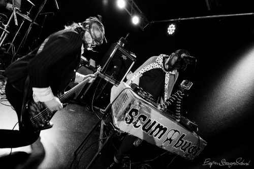 The Scumbugs at Soria Moria, Torshov, Oslo, Norway - 2016-02-26