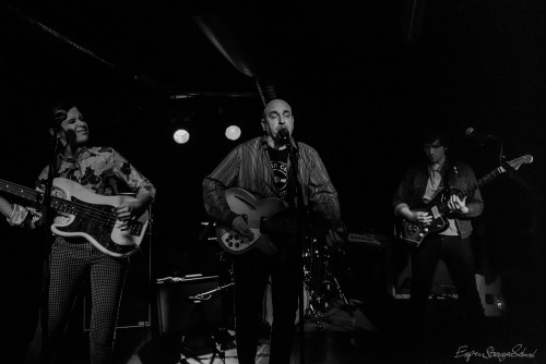 Paul Collins Beat playing at Pokalen, Oslo, Norway, 2016-05-19.
