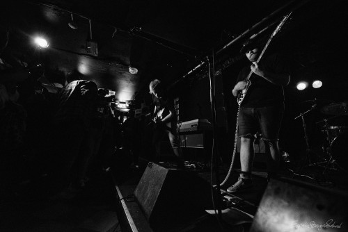 Sunshine Reverberation, playing at Revolver, Oslo, Norway 2016-08-26