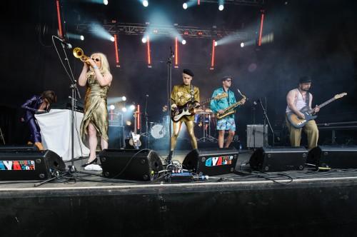 Beglomeg, Øyafestivalen 2012, Oslo.