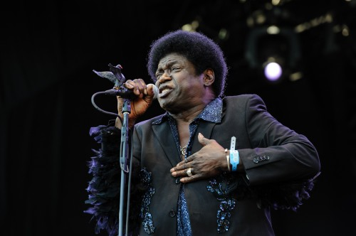 Charles Bradley and His Extraordinaires, Øyafestivalen 2012, Oslo.