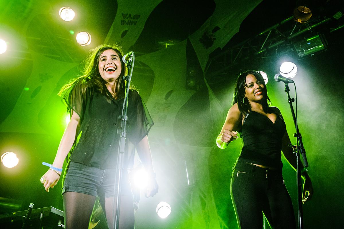 Kindness, Øyafestivalen 2012, Oslo.